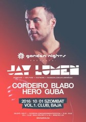 Garden Night's @ Jay Lumen